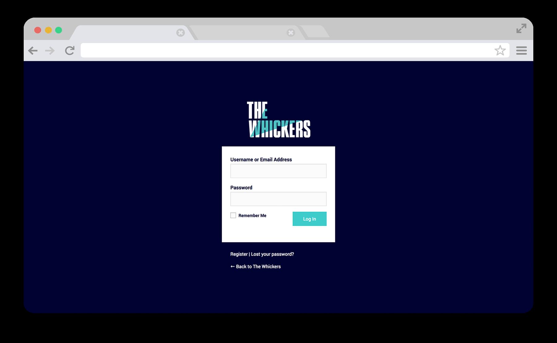 The Whickers Desktop Screenshot 2